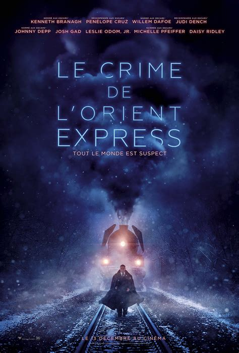 siege cinema maison le crime de l 39 orient express réalisé par kenneth branagh