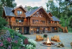 sunday drive log cabins levine