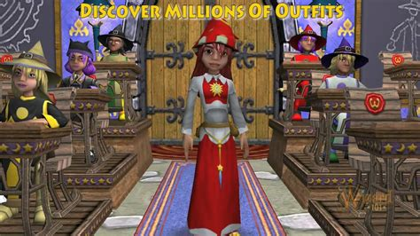 Customize Your Wizard101 Character  Female Youtube