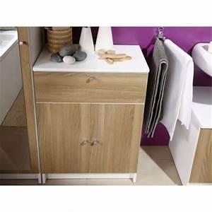 meuble bas rangement salle de bain With meuble salle de bain bas