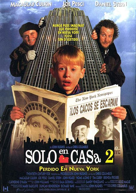 solo en casa 5 solo en casa 2 perdido en nueva york pel 237 cula 1992