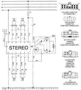 daewoo radio wiring diagrams daewoo wiring diagrams cars daewoo radio wiring diagrams