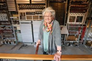 The women code-breakers who operated the first electronic ...