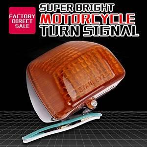 Turn Signals Light Blinker Lamp For Honda Cbr250 Mc22