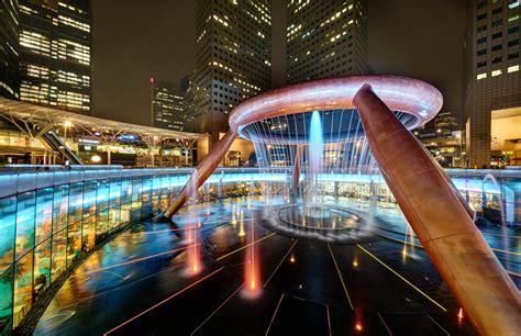 shopping malls  singapore