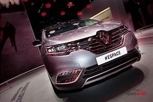 Espace Renault Prix : prix et tarif du nouveau renault espace news auto ~ Gottalentnigeria.com Avis de Voitures