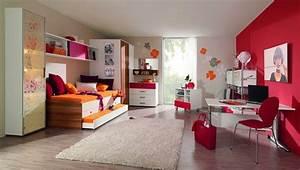 Teenager Zimmer Ideen Mädchen : teenagerzimmer einrichtungsideen ~ Buech-reservation.com Haus und Dekorationen