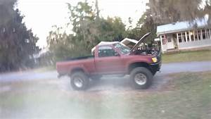 3 4 5vz Engine Swap On 89 Toyota Pickup