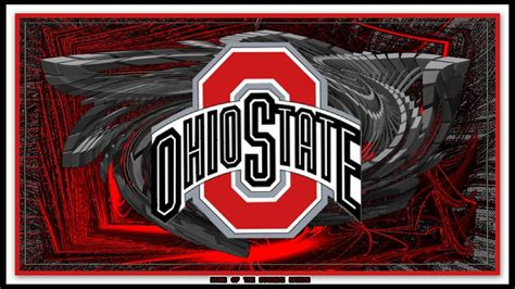 Ohio State Background Ohio State Buckeyes Backgrounds Wallpapersafari