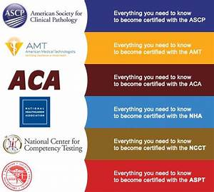 phlebotomy certification in the us certification With ascp phlebotomy certification
