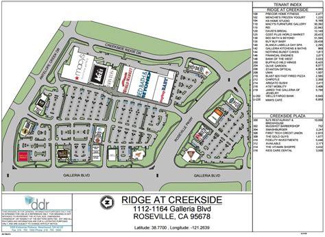 ridge  creekside store list hours location