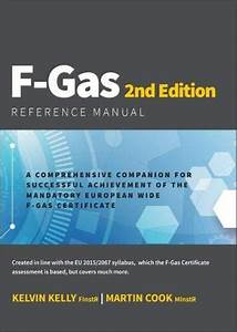 F-gas Reference Manual Gets An Update