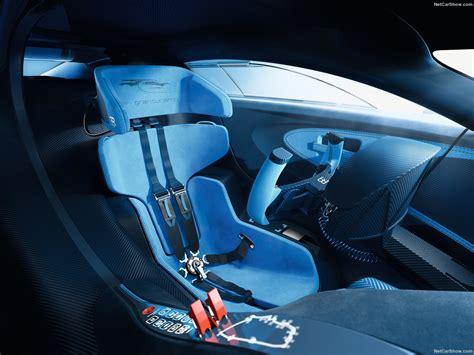 Bugatti Gran Turismo Interior by Bugatti Vision Gran Turismo Concept 2015 Picture 29 Of 57