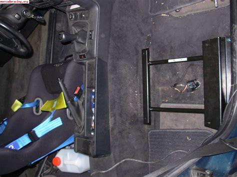 si鑒e bacquet bases fijaciones sparco e36 e46 bacquet venta de equipación interna vehículo