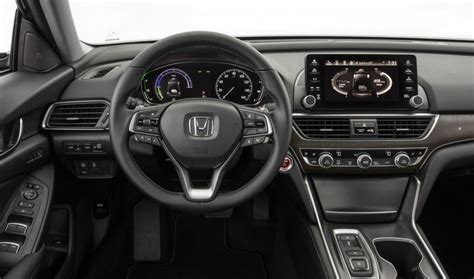 honda accord hybrid updates redesign release