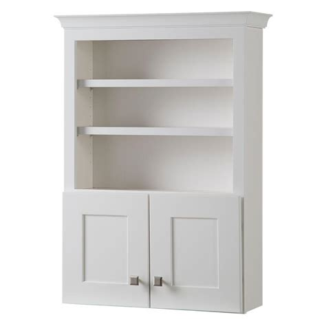 home depot white storage cabinets home decorators collection creeley 27 in w wall storage