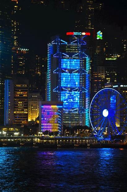 Led Shanghai Foster Norman Bank Hongkong Scenography