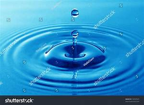 Blue Water Drop Splash Stock Photo 74293525 : Shutterstock