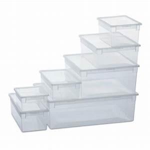 contenitore per armadi impilabile 5 lit xs