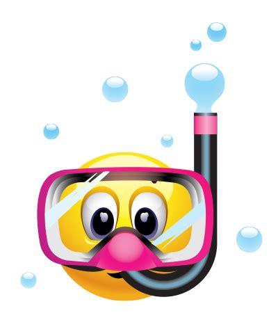 snorkel emoticon emoticon faces funny emoji