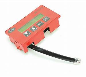 Fireye Lcd Keypad Display With Cable  Fits Brand Fireye  For Use With Mfr  Model Number Yb110uv