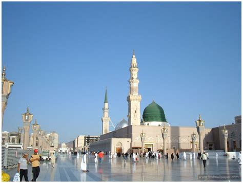 Wallpaper Prophet Mosque by Masjid Nabawi Hd Wallpaper Free Wallpapers Di