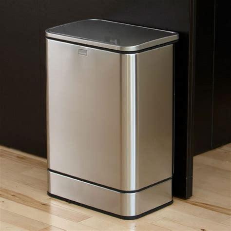 poubelle de cuisine automatique poubelle de cuisine à ouverture automatique 40 litres en