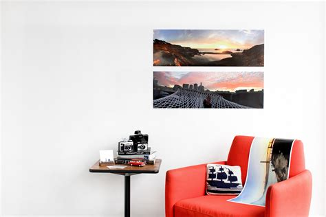 Paper Panoramic Prints
