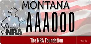 Maryland License Plate Designs Friends Of Nra National Rifle Association