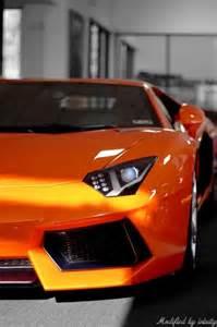 Orange Cool Cars Lamborghinis
