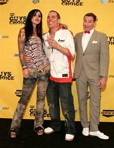 Paul Reubens and Steve-O Photos Photos - Spike TV's First ...