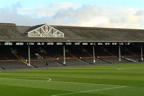Cottage Corner Fulham by Craven Cottage Stadium Stands Images Shells Clipart