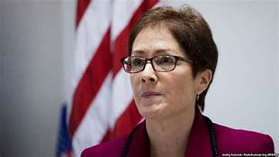 Ousted ambassador Marie Yovanovitch tells Congress Trump pressured State Dept. to remove her…