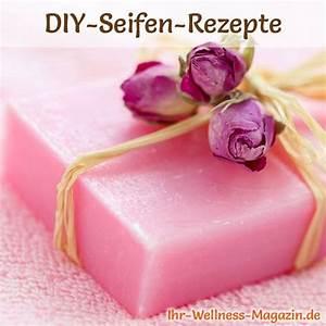 Seifen Selbst Herstellen : seife mit rosenduft selbst machen seifen rezept anleitung lippenbalsam seife und co ~ Watch28wear.com Haus und Dekorationen