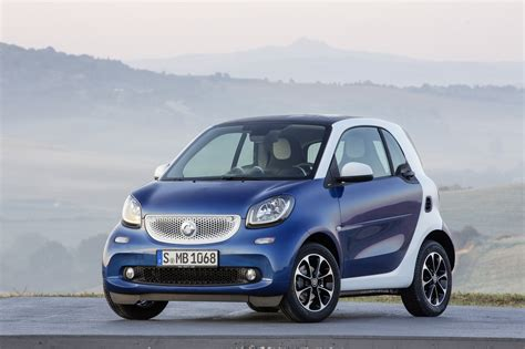 2016 Smart Fortwo Review, Ratings, Specs, Prices, And
