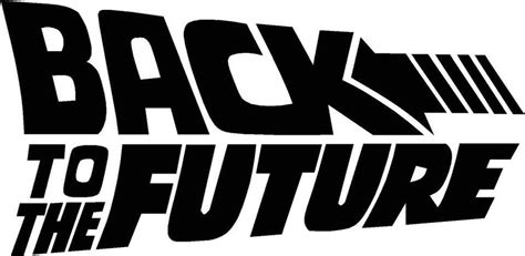 back to the future clipart back to the future decal by roxythefox on deviantart New