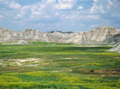 badlands national park south dakota  nature