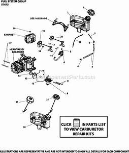 Husqvarna 7021p Carburetor Diagram