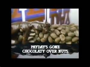 Payday Candy Bar Commercial