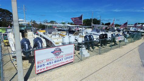 The Boat Depot by New And Used Boats For Sale By Boat Depot In Key Largo Fl