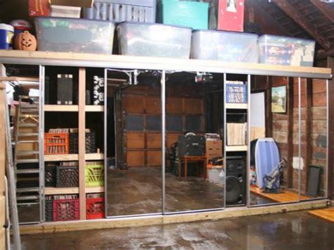 Build A Workshop Closet by Build A Closet For Your Garage Hgtv