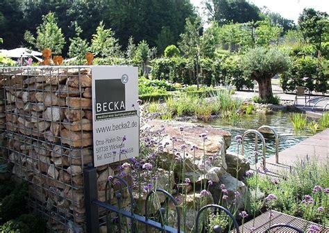 Mediterrane Gartengestaltung Ideen by Schwimmteiche Gabionen Mediterrane Gartengestaltung