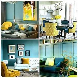 Déco Chambre Bleu Canard : deco bleu canard canard deco salon couleur bleu canard ~ Melissatoandfro.com Idées de Décoration