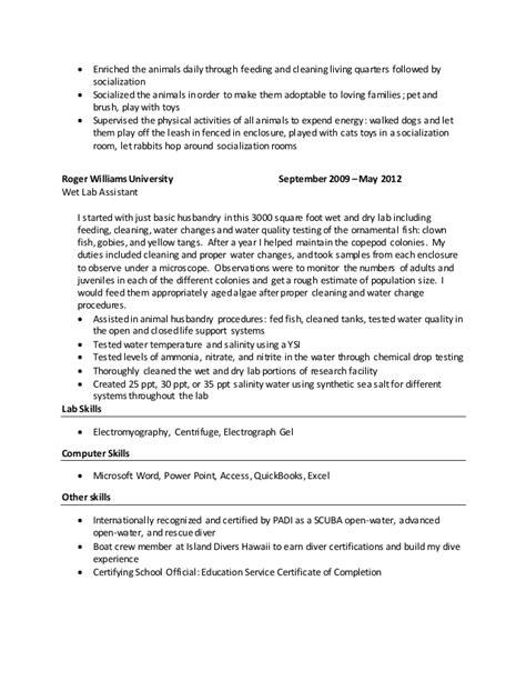 complete resume 2016