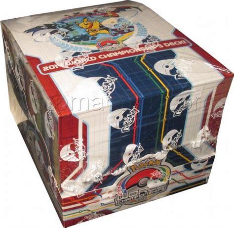 world chionship decks 2014 2014 world chionships starter deck box