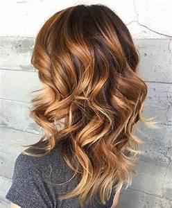 Faire Un Balayage : balayage miel passez aux m ches couleur miel pour vos cheveux ~ Melissatoandfro.com Idées de Décoration