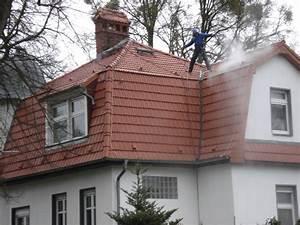 Backofen Reinigen Vorher Nachher : dachreinigung dachw sche dach reinigen dach waschen dach entmoosen dach k rchern ~ Markanthonyermac.com Haus und Dekorationen