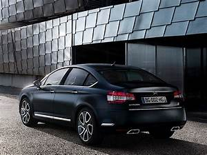 Citroen C5 Sedan Specs  U0026 Photos