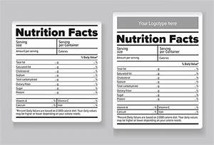 Nutrition label template excel calendar template excel for Excel template for labels
