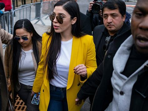 The wife of the drug lord 'El Chapo' sought revenge for ...